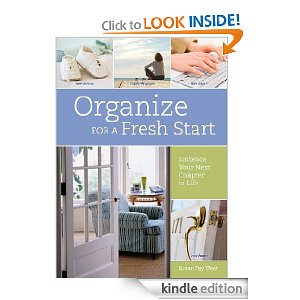 Post image for Amazon Free Book Download: Organize for a Fresh Start: Embrace Your Next Chapter in Life