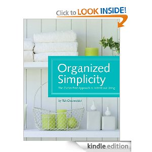 Post image for Amazon Free Book Download: Organized Simplicity