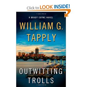 Post image for Book 5: Outwitting Trolls by William G. Tapply (And A Fine Line)