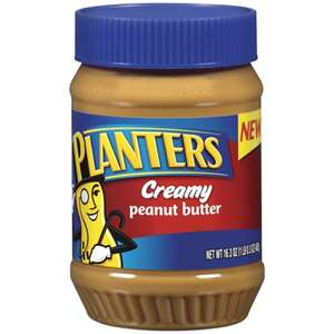 Post image for $1.50/2 Planters Peanut Butter Printable Coupon