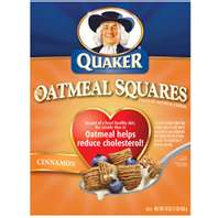 Post image for Quaker Oatmeal Squares- Free Sample