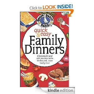 Post image for Amazon Free Book Download: Quick & Easy Family Dinners Cookbook