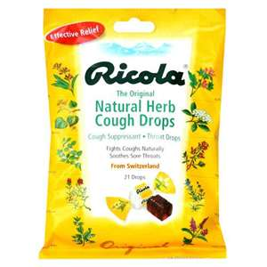 Post image for 2 New Ricola Coupons ($.29 At Farm Fresh)