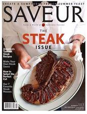 Post image for Saveur Magazine $4.99/yr