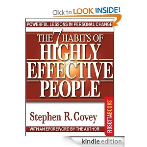 Post image for Amazon Daily Deal Download: 7 Habits of Highly Effective People