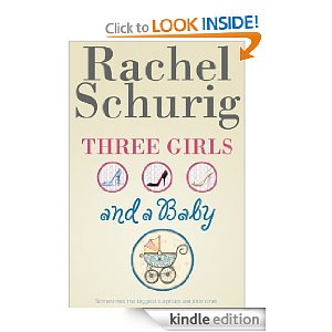 Post image for Amazon Free Book Download: Three Girls and a Baby
