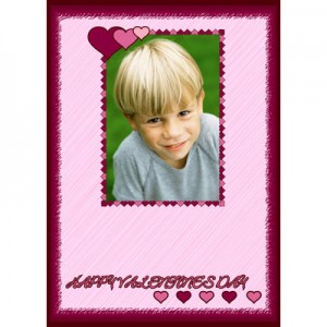 Post image for 25 Personalized 4×8 Valentine's Day Photo Cards (Just Pay $3.19 Shipping)