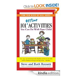 Post image for Amazon Free Book Download: 101 Offline Activities You Can Do With Your Child