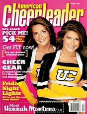 Post image for American Cheerleader Magazine $5.99/yr