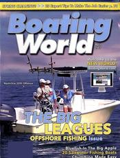 Post image for Boating World Magazine $4.99/yr