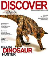 Post image for Discover Magazine $4.99/yr