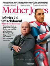 Post image for Mother Jones Magazine $5.29/yr