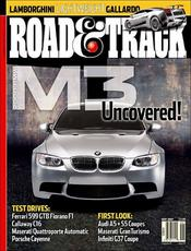 Post image for Road & Track Magazine – $4.29/Year