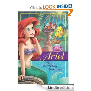 Post image for SALE: Disney Kindle Books Up to 64% Off