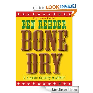 Post image for Amazon Free Book Download: Bone Dry (Blanco County Mysteries)