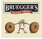 Post image for Bruegger's Bagels: THREE FREE Bagels TODAY