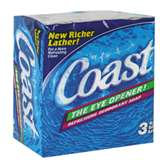 Post image for Coast Soap $.31 A Bar At Walmart