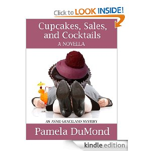 Post image for Amazon Free Book Download: Cupcakes, Sales, and Cocktails