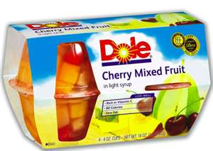 Post image for Dole Fruit Bowls Coupon