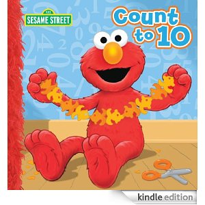 Post image for Amazon Free Download: Elmo Count To 10