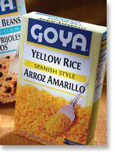 Post image for $.55/1 Goya Rice Mixes