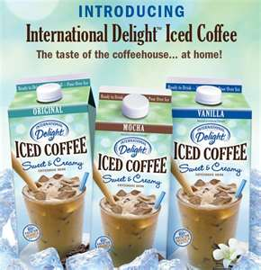 Post image for $1.00 off any flavor International Delight