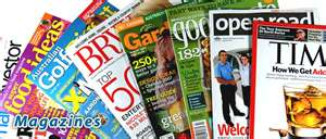 Post image for Cyber Monday Magazine Sale 5 for $18.99