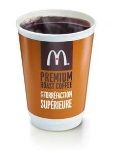 Post image for East Coast McDonalds: Free Coffee 9/23 – 9/29