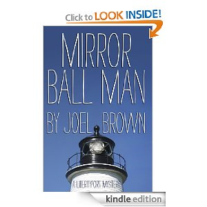 Post image for Amazon Free Book Download: Mirror Ball Man