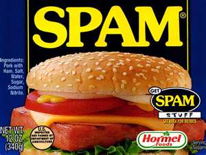 Post image for $1/2 Spam Products
