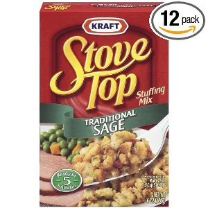 Post image for Amazon: Stove Top Stuffing $.56 A Box