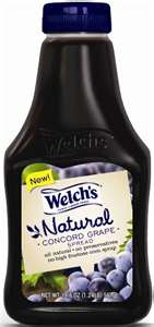 Post image for Target: FREE Welch's Natural Concord Grape Spread