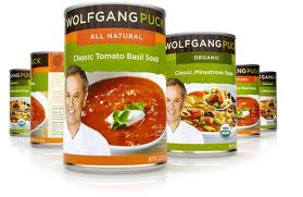 Post image for Wolfgang Puck Soup $.89 At Target