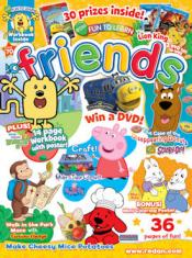 Post image for Fun To Learn Friends Magazine $14.99/yr