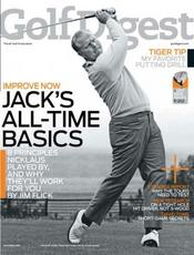 Post image for Golf Digest $3.99/yr