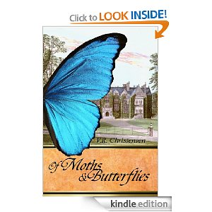 Post image for Amazon Free Book Download: Of Moths and Butterflies