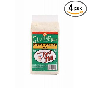 Post image for Bob's Red Mill Gluten Free Pizza Crust Mix Sale
