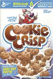 Post image for $.75/1 Cookie Crisp Cereal