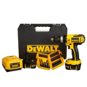 Post image for EXPIRED: DEWALT 18-Volt Lithium-Ion Hammer Drill Kit $159.99