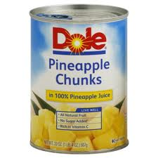 Post image for New Coupon: $1.00/3 DOLE Canned Fruits