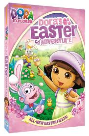 Post image for Dora's Easter DVD $6.99