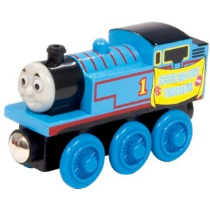 Post image for Amazon: Thomas And Friends Wooden Railway – Easter Thomas $6.97