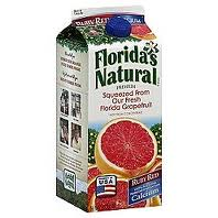 Post image for $.55/1 Florida's Natural Grapefruit Juice Coupon (Harris Teeter Deal)