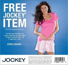 Post image for Tanger Outlets: Free Jockey Item