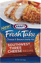Post image for $.75/1 Kraft Fresh Take Bread Crumb Mix Printable Coupon