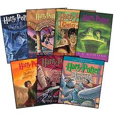 Post image for Entire Harry Potter Series Now Available For Kindle
