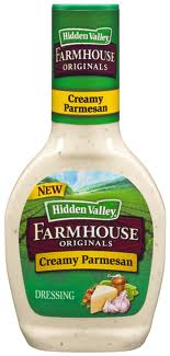Post image for New Coupon:  $1.50/1 Hidden Valley Farmhouse dressing