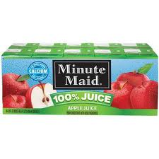 Post image for Harris Teeter: Minute Maid 10 pk Juice Boxes $.50