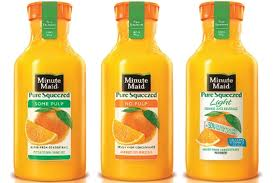 Post image for $.75/1 Minute Maid Orange Juice Bottle (Harris Teeter Deal)