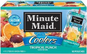 Post image for Walmart: 10 pk Minute Maid Coolers Under $1